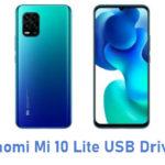 Xiaomi Mi 10 Lite USB Driver
