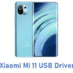 Xiaomi Mi 11 USB Driver