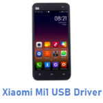 Xiaomi Mi1 USB Driver