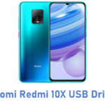 Xiaomi Redmi 10X USB Driver