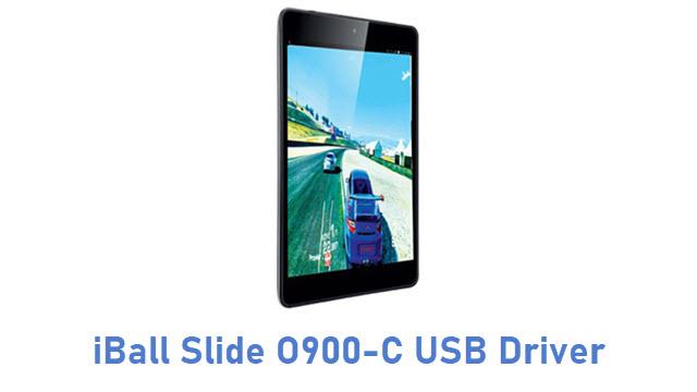 iBall Slide O900-C USB Driver