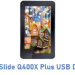 iBall Slide Q400X Plus USB Driver