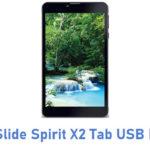 iBall Slide Spirit X2 Tab USB Driver