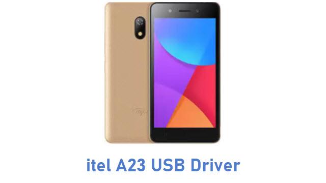 itel A23 USB Driver