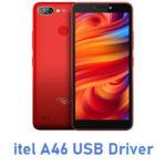 itel A46 USB Driver