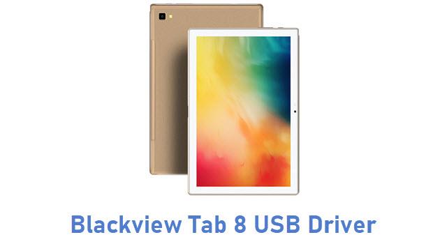 Blackview Tab 8 USB Driver