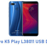 Lenovo K5 Play L38011 USB Driver