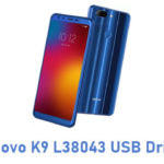 Lenovo K9 L38043 USB Driver