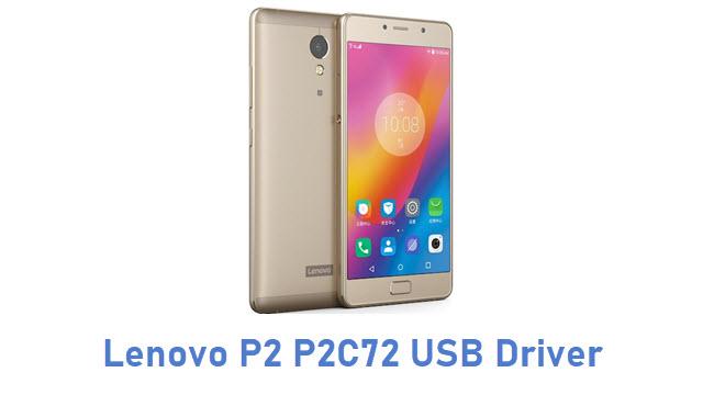 Lenovo P2 P2C72 USB Driver