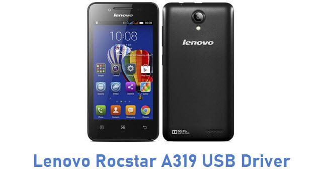 Lenovo Rocstar A319 USB Driver