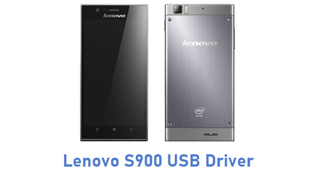 Lenovo S900 USB Driver