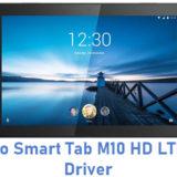 Lenovo Smart Tab M10 HD LTE USB Driver