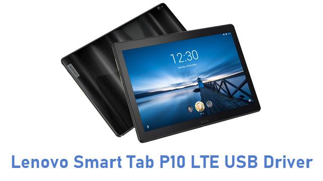 Lenovo Smart Tab P10 LTE USB Driver