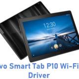 Lenovo Smart Tab P10 Wi-Fi USB Driver