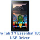 Lenovo Tab 3 7 Essential TB3-710I USB Driver