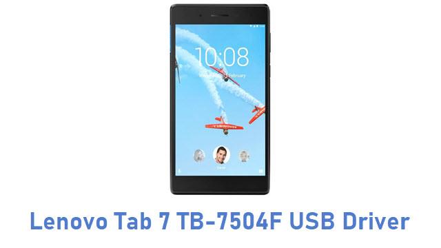 Lenovo Tab 7 TB-7504F USB Driver