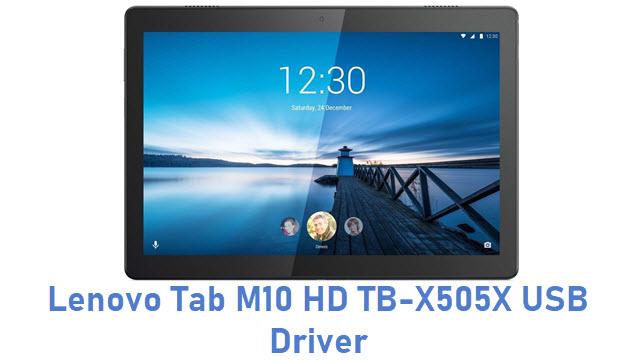 Lenovo Tab M10 HD TB-X505X USB Driver