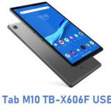 Lenovo Tab M10 TB-X606F USB Driver