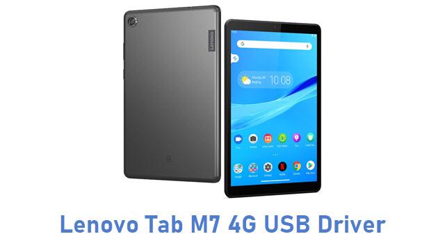 Lenovo Tab M7 4G USB Driver