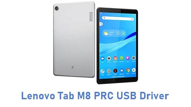 Lenovo Tab M8 PRC USB Driver