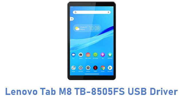 Lenovo Tab M8 TB-8505FS USB Driver