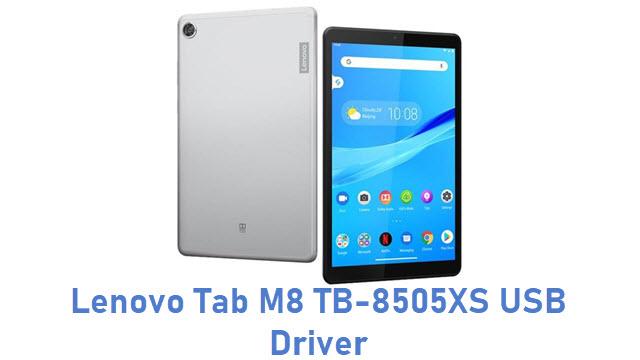 Lenovo Tab M8 TB-8505XS USB Driver