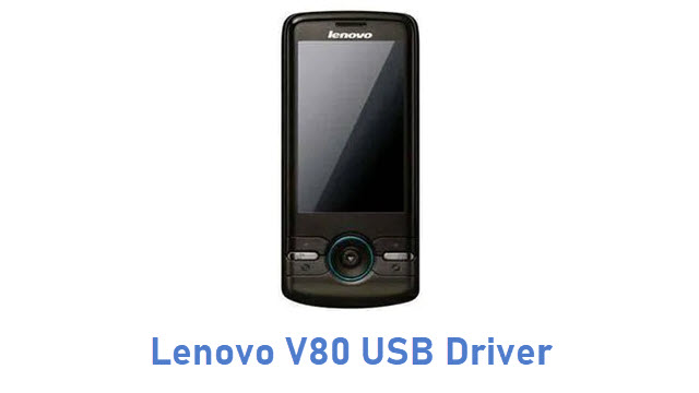 Lenovo V80 USB Driver