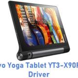 Lenovo Yoga Tablet YT3-X90F USB Driver