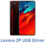 Lenovo ZP USB Driver