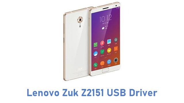 Lenovo Zuk Z2151 USB Driver