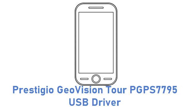 Prestigio GeoVision Tour PGPS7795 USB Driver