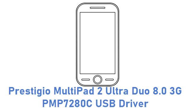 Prestigio MultiPad 2 Ultra Duo 8.0 3G PMP7280C USB Driver