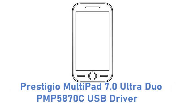 Prestigio MultiPad 7.0 Ultra Duo PMP5870C USB Driver
