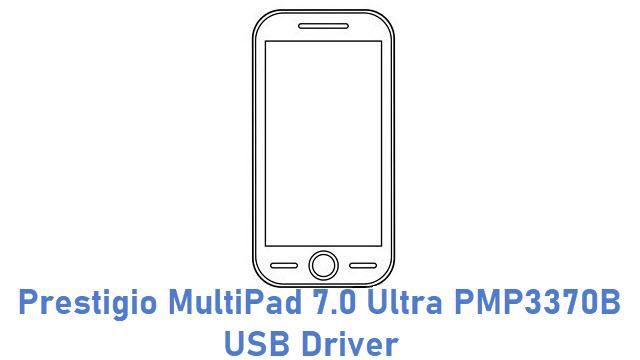 Prestigio MultiPad 7.0 Ultra PMP3370B USB Driver
