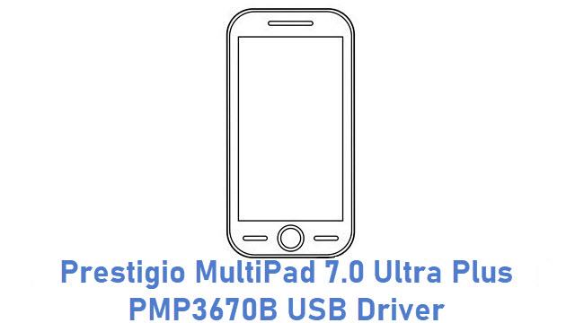 Prestigio MultiPad 7.0 Ultra Plus PMP3670B USB Driver