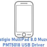 Prestigio MultiPad 8.0 Muze 3G PMT5018 USB Driver