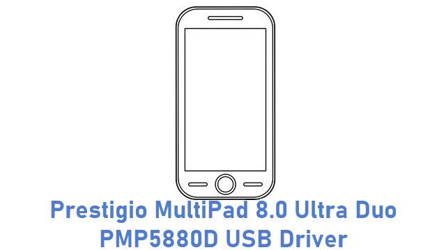 Prestigio MultiPad 8.0 Ultra Duo PMP5880D USB Driver