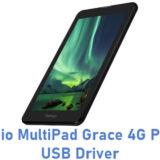 Prestigio MultiPad Grace 4G PMT3201 USB Driver