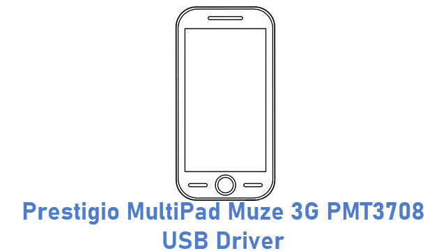 Prestigio MultiPad Muze 3G PMT3708 USB Driver