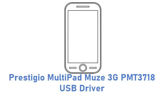 Prestigio MultiPad Muze 3G PMT3718 USB Driver