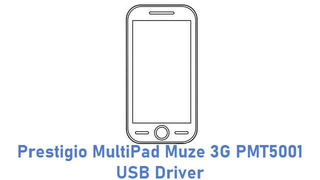Prestigio MultiPad Muze 3G PMT5001 USB Driver