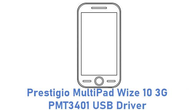 Prestigio MultiPad Wize 10 3G PMT3401 USB Driver