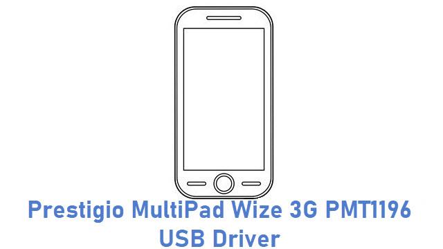 Prestigio MultiPad Wize 3G PMT1196 USB Driver