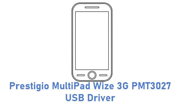 Prestigio MultiPad Wize 3G PMT3027 USB Driver