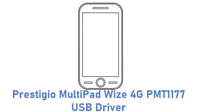 Prestigio MultiPad Wize 4G PMT1177 USB Driver