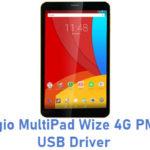 Prestigio MultiPad Wize 4G PMT3618 USB Driver