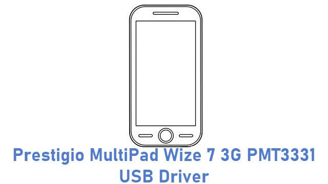 Prestigio MultiPad Wize 7 3G PMT3331 USB Driver