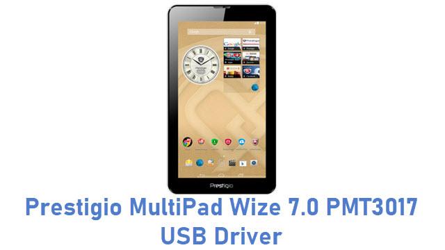 Prestigio MultiPad Wize 7.0 PMT3017 USB Driver