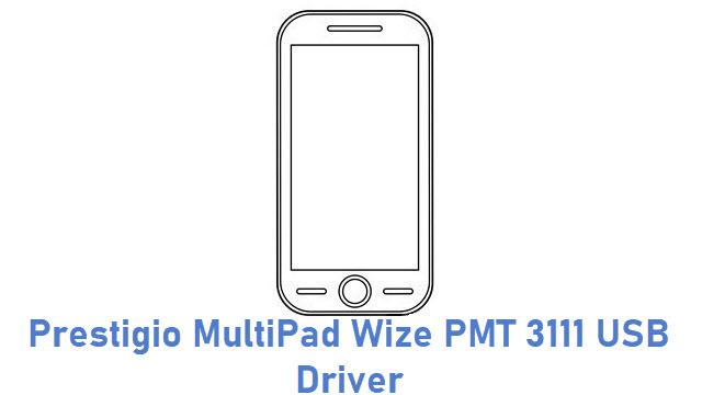 Prestigio MultiPad Wize PMT 3111 USB Driver