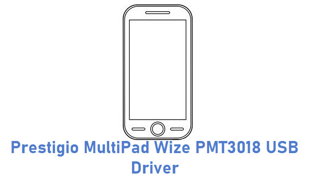 Prestigio MultiPad Wize PMT3018 USB Driver
